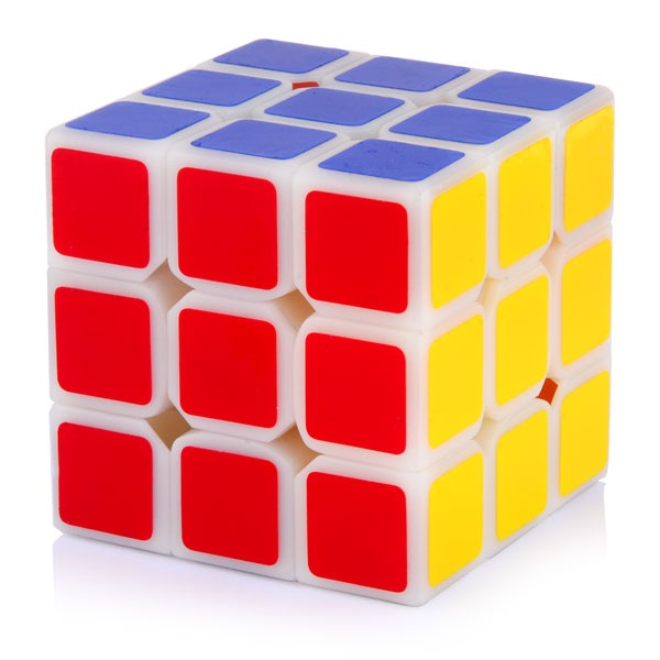Ganspuzzle III 3x3x3 Magic Cube Orignal Color3x3x3Cubezz