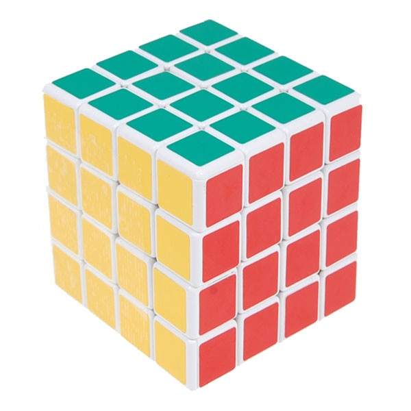 ShengShou III 4x4x4 Spring Magic Cube White4x4x4 & Up