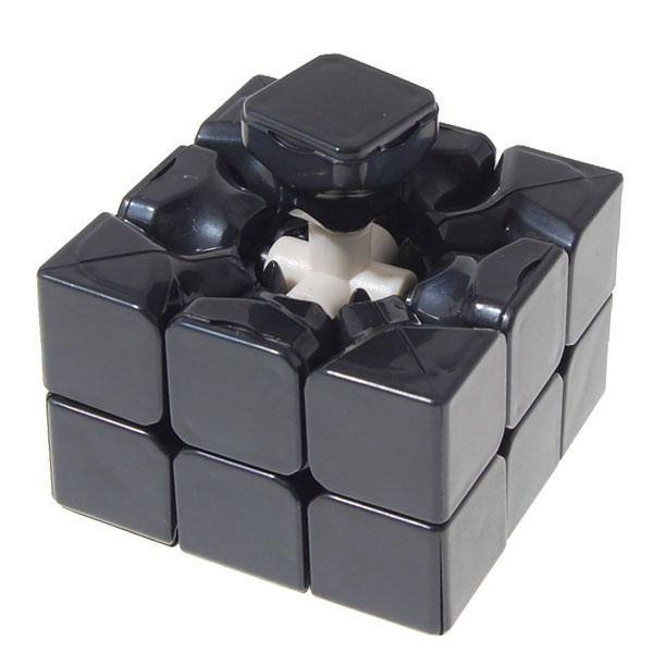 DaYan III LingYun V2 Magic Cube Black3x3x3Cubezzco
