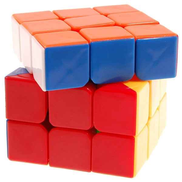 DaYan III LingYun Colored Magic Cube3x3x3Cubezzcom