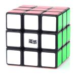YJ MoYu WeiLong Stickered Magic Cube 57mm Black
