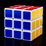 Shengshou Wind 57mm 3x3x3 Extreme Smooth Magic Cube White