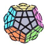 DaYan Megaminx Dodecahedron Magic Cube with Corner Ridges Bl...