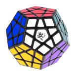 DaYan Megaminx Dodecahedron Magic Cube Black