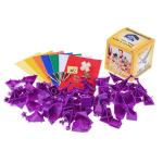 DaYan II GuHong 3x3x3 Magic Cube DIY Kit Purple