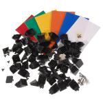 DaYan GuHong Magic Cube DIY Kit Black