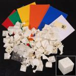 DaYan II GuHong 3x3x3 Magic Cube DIY Kit White
