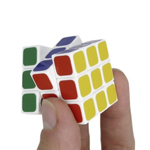 Maru Mini 3cm 3x3x3 Magic Cube White