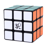 57mm DaYan VI PanShi Speed Magic Cube Black