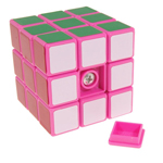 3x3x3 QJ Smart Magic Cube (Assorted Color)