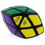 LanLan Skewb Curvy Rhombohedron Magic Cube Black
