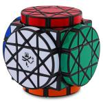 DaYan Wheels of Wisdom Luxuriant Magic Cube Black