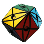 YJ MoYu Evil Eye II - Open Eye Rhombic Dodecahedron Magic Cu...