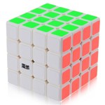 MoYu AoSu 4x4x4 Speed Cube 62mm White