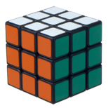 ShengShou LingLong Mini 3x3x3 46mm Magic Cube Black