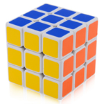ShengShou LingLong Mini 3x3x3 46mm Magic Cube White
