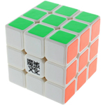 MoYu WeiLong Version II (Enhanced Version) Speed Cube 57mm White