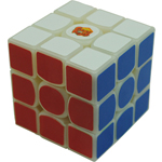 Ganspuzzle III V2 57mm 3x3x3 Speed Cube Magic Cube Cloudy White
