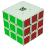 MoYu Mini 54.5mm WeiLong Version II (Enhanced Version) Speed Cube White