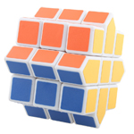 DIY Octagonal 3x3x3 Magic Cube White