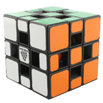 WitEden Wormhole I Magic Cube Black