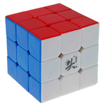 DaYan V ZhanChi Colored Magic Cube