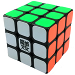 YJ MoYu LiYing 3x3x3 Magic Cube Black