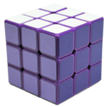 DaYan ZhanChi 3x3x3 Gradient Purple Speed Cube 57mm Purple