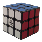 WitEden Type C V WitYou 3x3x3 Magic Cube 57mm Black