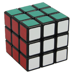 ShengShou Aurora Speed Cube 56mm Black