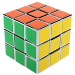 CZ Aluminium Alloys Magic Cube