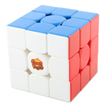 Ganspuzzle III V2 Stickerless 3x3x3 Speed Cube Magic Cube 57mm