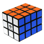 MHZ Fully-Functional 3x3x4 Magic Cube Black