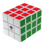MHZ Fully-Functional 3x3x4 Magic Cube White