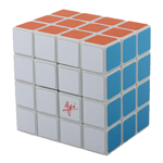 Ayi Full-Functional 4x4x3 Magic Cube White