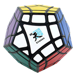 MF8 BermudaMinx Crazy Megaminx Plus Uranus Black