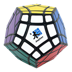MF8 BermudaMinx Crazy Megaminx Plus Jupiter Black