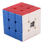 MoYu WeiLong Version II Stickerless Speed Cube 57mm Standard Color