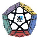 MF8 BermudaMinx Crazy Megaminx Plus Neptune Black