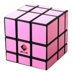 CubeTwist Mirror Blocks Cube Pink