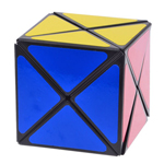 MF8 SMAZ Dino Skewb Magic Cube Black