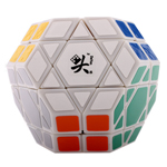 DaYan Gem Cube IV Magic Cube White
