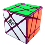 YJ MoYu Crazy YiLeng Fisher Speed Cube Purple - Limited Edition