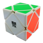 MoYu Skewb Speed Cube Puzzle White