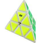 MoYu Pyraminx Speed Cube White