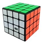 MoYu Mini AoSu 4x4x4 Speed Cube 60mm Black
