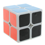 Funs Puzzle XingYu 2x2x2 Magic Cube 50mm White