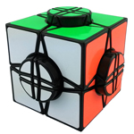 MoYu The Wheel of Time Magic Cube Puzzle Black