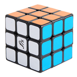 Funs Puzzle GuangYing 3x3x3 Speed Cube Black