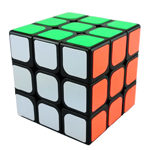 CONGS DESIGN YueYing 3x3x3 Speed Cube Black